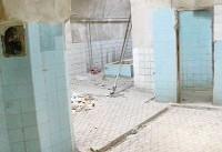حمام ۲۰۰ ساله دولاب بازسازی میشود