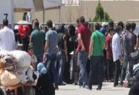 بازگشت ۲۶۰ هزار پناهجوی سوری از ترکیه به کشورشان