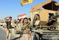 الحشد الشعبی چهارده عنصر داعش را در استان نینوی بازداشت کرد