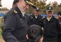 آزادی گروگان ۱۰ ساله در شیراز