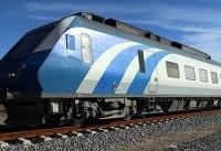 چرا حرکت قطارها در مسیر کرمانشاه-ملایر متوقف شد؟