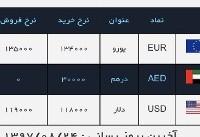 ادامه سقوط قیمت ارز و سکه در بازار / دلار به کانال ۱۱ هزار تومانی رسید