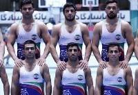 ۵ آزادکار ایران رقبایشان را شناختند