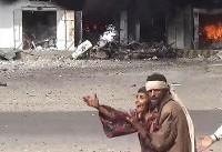 شهادت و مجروحیت ۱۲ یمنی در الحدیده در حمله جنگنده های متجاوزین