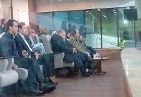وزیر ورزش و جوانان تماشاگر ویژه دیدار ایران و ترینیداد و توباگو