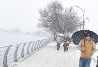پیشبینی تشدید باران و برف/ هوا سردتر میشود