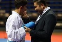 پیشنهاد همکاری فدراسیون کاراته به بهنامفر