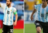 الگوهای ستارههای جهان فوتبال + عکس