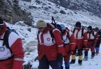 آخرین جزئیات نجات نفسگیر ۳۳ کوهنورد گم شده در کولاک توچال
