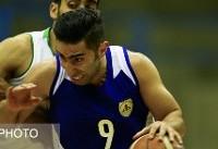 یک پیروزی و یک شکست نماینده ایران در بسکتبال ۳ نفره لیگ جهانی دانشجویان