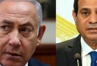 آیا مصر میتواند نتانیاهو را از سقوط نجات دهد؟