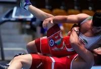 خوزستان قهرمان رقابتهای کشتی فرنگی کشور شد