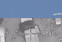 عملیات موفق پهپاد قاصف۱ یمنیها ضد متجاوزان
