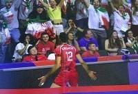 تمجید فدراسیون جهانی والیبال از هواداران ایرانی