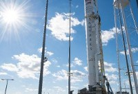 Cygnus cargo ship launches to ISS
