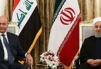 روحانی: امکان ارتقا روابط اقتصادی ایران و عراق تا ۲۰ میلیارد دلار وجود دارد
