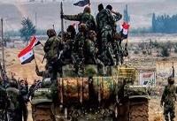 شمارش معکوس برای آزادسازی آخرین منطقه تحت اشغال داعش در استان السویدای سوریه