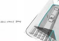 تبدیل فضای حمل بار هواپیماهای ایرباس به اتاق خواب لوکس (+عکس)