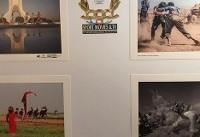 نمایش عکسهای ورزشی برگزیده ایران در میلان