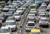 آخرین وضعیت جوی و ترافیکی جاده های کشور/ ترافیک نیمه سنگین در  آزادراه تهران - کرج