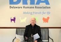 Joe Biden Adopts a Rescue Dog Named Major