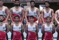 کشتی فرنگی زیر ۲۳ سال جهان | رومانی؛ پایان کار تیم ایران با کسب ۴ مدال برنز