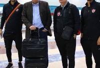 بازگشت برانکو به تهران یک روز مانده به بازی پرسپولیس با پیکان!