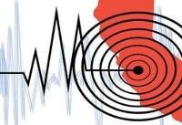 زلزله ۴.۱ ریشتری تازهآباد کرمانشاه را لرزاند
