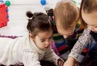 کودکانی که محو تماشای مجازی شده اند
