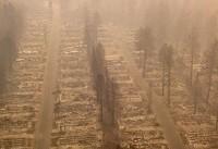 شهرهای کالیفرنیا رکورددار آلودگی هوا شدند
