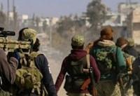 درگیری تحریرالشام با تروریستهای فرانسوی در ادلب