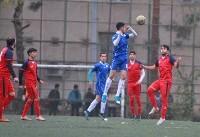 قهرمانی تهران در مسابقات کشوری فوتبال ناشنوایان