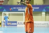 حسنزاده بهترین بازیکن فوتسال آسیا شد