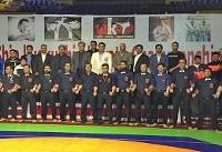 قهرمانی خوزستان در مسابقات کشوری سبک شین کیوکوشین کاراته
