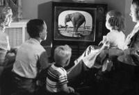 علاقه عجیب انگلیسی ها به استفاده از تلویزیون سیاه و سفید