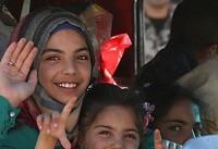 بازگشت بیش از ۹۰۰ آواره سوری به کشورشان