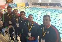 مسابقات نجات غریق قهرمانی جهان | پایان رقابتهای بخش استخری با ۸ مدال برای ایران