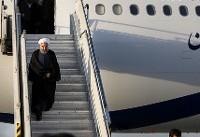 روحانی وارد آذربایجان غربی شد