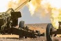مقابله ارتش سوریه با نفوذ گروه های مسلح به حماه