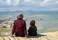 شوربختی دریاچه ارومیه رو به پایان