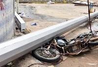 طوفان در جنوب هند جان دهها نفر را گرفت / ویدئو