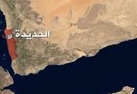 جنگنده های ائتلاف سعودی الحدیده یمن را بمباران کردند
