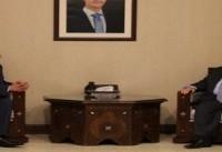 المعلم: روابط سوریه و اردن عمیق است