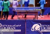 مربی تیم ملی تنیس روی میز بانوان: تلاش میکنیم مثل مردان حرفی برای گفتن داشته باشیم