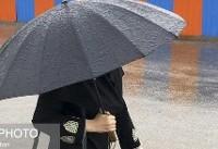 بارش باران و رعدوبرق در ۱۱ استان
