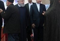 ویدئو / برنامههای پایانی روحانی در سفر آذربایجان غربی