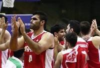 تیم ملی بسکتبال به دنبال دیدار با نیوزلند و کره جنوبی