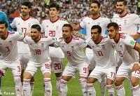 ترکیب تیم ملی ایران در بازی مقابل ونزوئلا