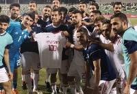 ورود حاجصفی به باشگاه صدتاییها/ حضور جباری و ماچالا در ورزشگاه