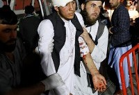 ۵۰ کشته در حمله انتحاری کابل (+عکس)